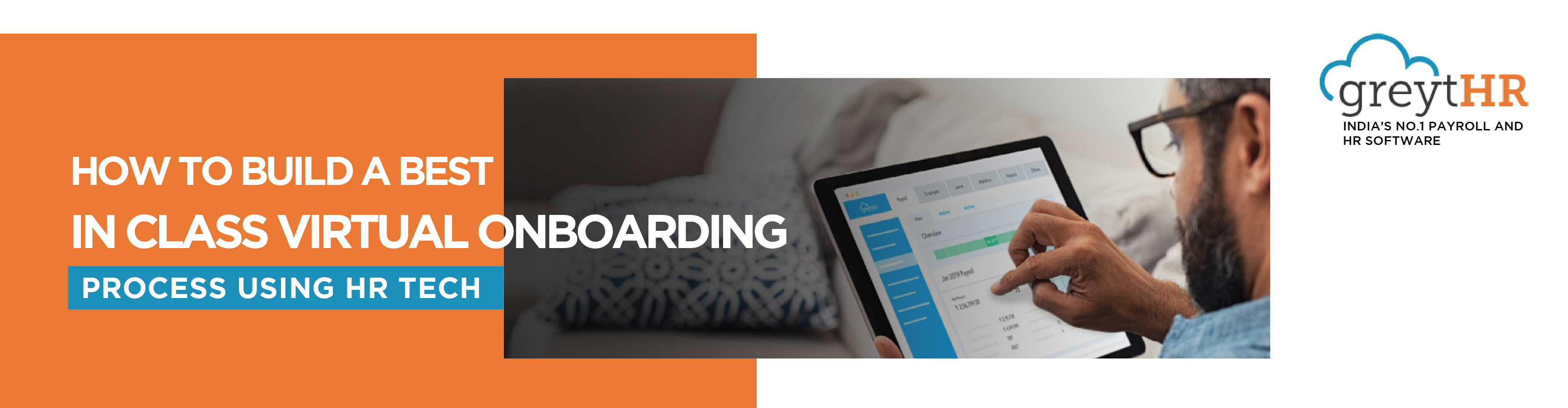 How to build a best in class virtual onboarding process using HR Tech