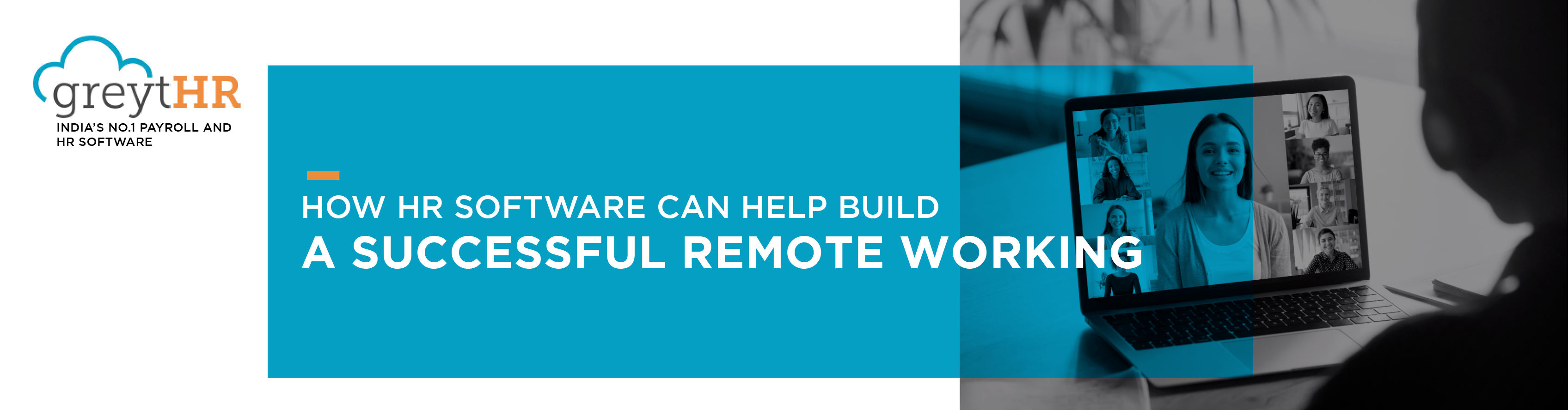 How HR Software can help build a successful remote working